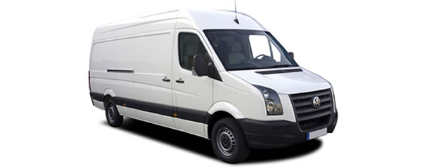LWB High Roof Volume Diesel Van Hire