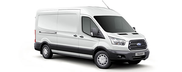 Standard High Roof LWB Van Hire